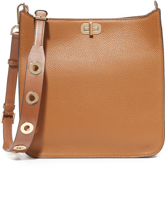 MICHAEL Michael Kors Sullivan Large Messenger Bag $348 thestylecure.com