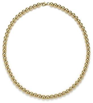 "Bloomingdale's 14K Yellow Gold Beaded Necklace, 18"" - 100% Exclusive"