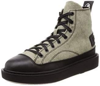 Diesel Men's H-CAGE DBB-Ankle Boot Fashion, 11 M US