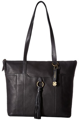 Lucky Brand April Top Zip Tote $198 thestylecure.com