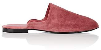 The Row Women's Granpa Suede Slippers