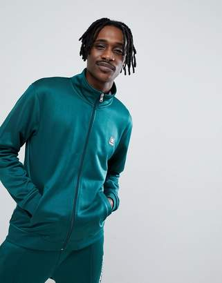 DC Track Jacket In Green