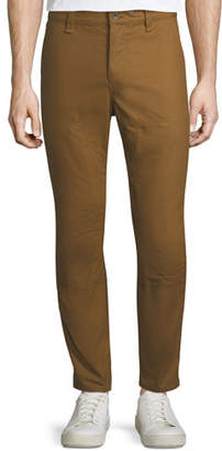 Rag & Bone Men's Chore Twill Straight-Leg Pants