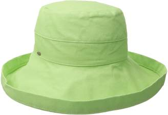 Scala Women's Cotton Big Brim Hat