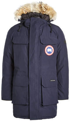 Canada Goose Citadel Down Parka with Fur-Trimmed Hood