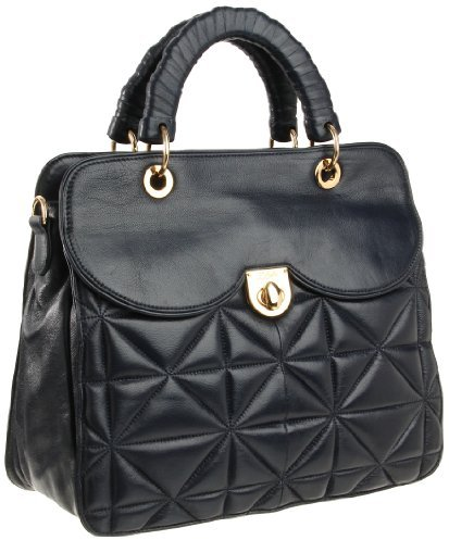 Z Spoke Zac Posen Women's Large Quilted Handbag