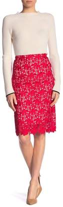 Paul & Joe Sister Roma Crochet Lace Skirt