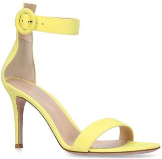 Gianvito Rossi Leather Portofino Sandals 85