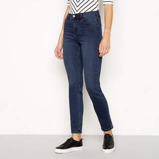 J by Jasper Conran Blue Washed 'Sculpt' Slim Fit Jeans