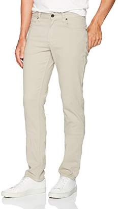 Bugatchi Men's Cotton Five Pocket Pants