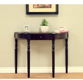 At Mega Home Craft Entryway Console Table Multiple Colors