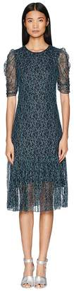 See by Chloe Lace Overlay Dress Women's Dress