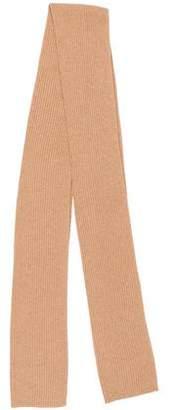 Saks Fifth Avenue Rib Knit Cashmere Scarf