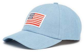 Collection XIIX American Flag Baseball Cap
