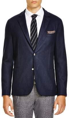 Eleventy Lazer Cut Deconstructed Regular Fit Blazer $595 thestylecure.com