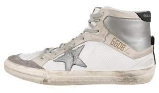 Golden Goose 2.12 Hi Top Sneakers