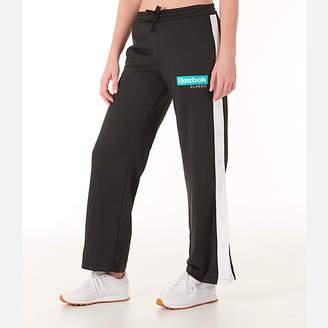 Reebok Women's Classics R Snap Track Pants