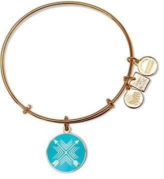 Alex And Ani Arrows Of Friendship Expandable Wire Bangle Charity By Design Collection