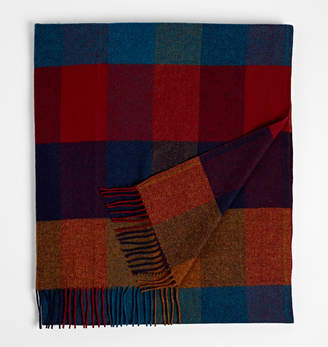 Rejuvenation Lambswool Throw