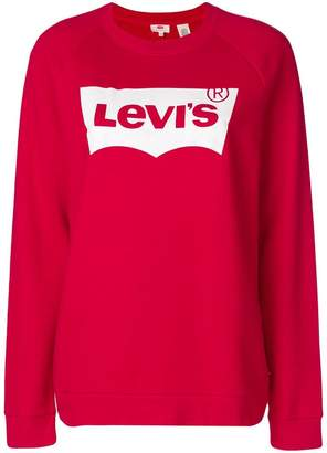 Levi's relaxed graphic sweatshirt