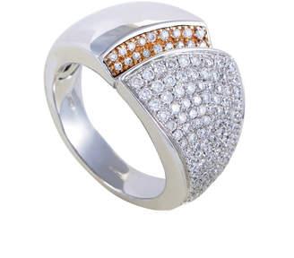 Chimento 18K Two-Tone 1.40 Ct. Tw. Diamond Ring