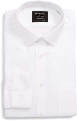 Nordstrom Smartcare(TM) Classic Fit Solid Dress Shirt