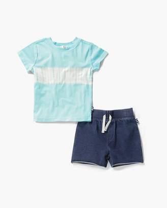 Baby Boy Tie Dye Tee Set