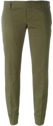 DSQUARED2 slim cropped trousers