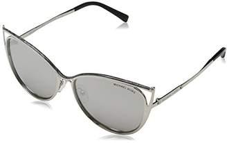 Michael Kors Women's Ina 11666G Sunglasses