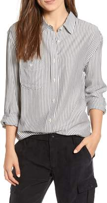 Rails Aly Button Front Blouse