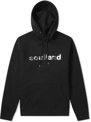 Soulland Logic Logo Hoody