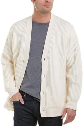 Vince Wool & Cashmere-Blend Cardigan