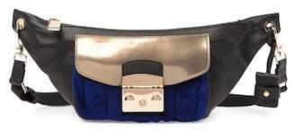 Furla Metropolis Amy Mini Leather Belt Bag