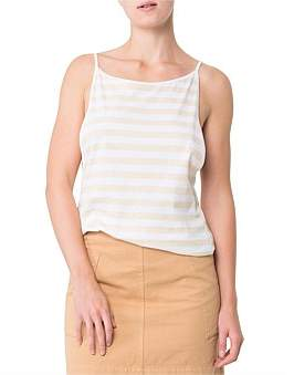 Nude Lucy Kendrick High Neck Cami