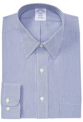 bbfb35a21f7d Brooks Brothers Purple Fitted Men s Shirts - ShopStyle