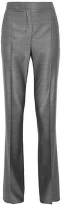 Max Mara Alessia Wool-Blend Bootcut Pants