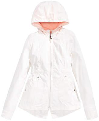 Jessica Simpson Rain Jacket, Big Girls