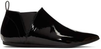 Repetto Black Patent Jedi Boots