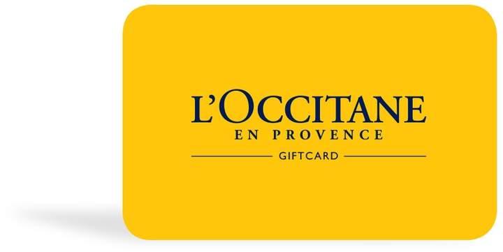 None L'OCCITANE Gift Card $250