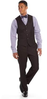 DAY Birger et Mikkelsen Men's Steve Harvey Classic-Fit Maroon Suit Vest