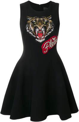 Philipp Plein Karel Bishop dress