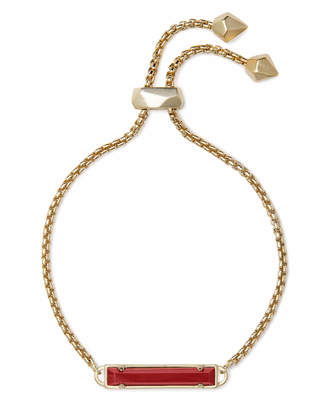 Kendra Scott Stan Adjustable Chain Bracelet
