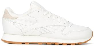 Reebok Classic Leather Sherpa sneakers $88.80 thestylecure.com