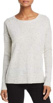 AQUA Cashmere High/Low Cashmere Sweater - 100% Exclusive
