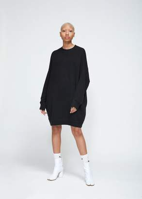 R 13 Grunge Sweatshirt Dress