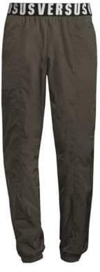 Versus By Versace Logo Stretch Pants