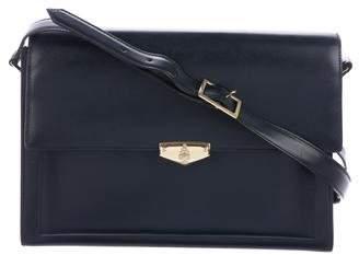 Mark Cross Smooth Leather Shoulder Bag