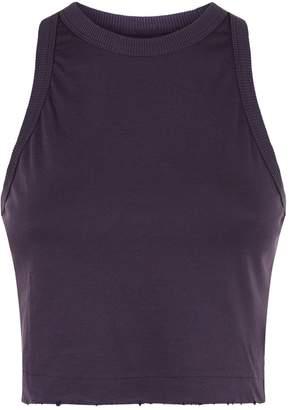 Reebok Essentials Cropped T-Shirt