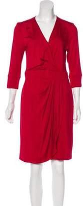 Trina Turk Jersey Sheath Dress