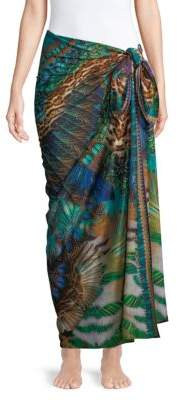 The Long Way Home Long Kalbelia Sarong
